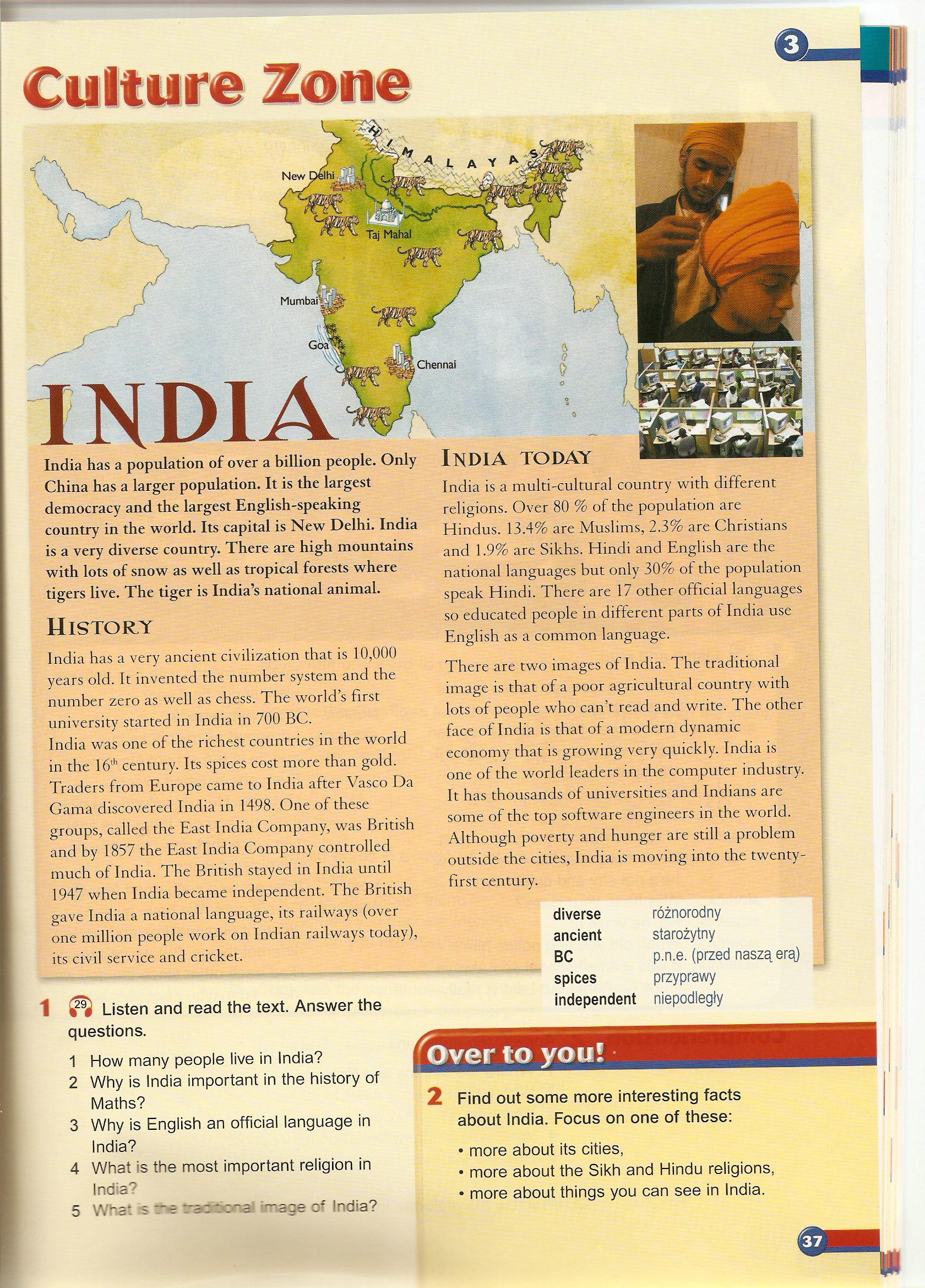 Rob Nolasco and David Newbold - Misinformation about India
