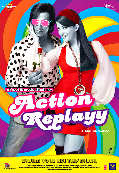 Action Replayy 2010 Hindi 1080p BluRay x264 DTS-HDMA 5.1 – Hon3yHD | 14 GB |
