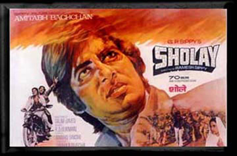 Bollywood Movie Sholay is Copy of Hollywood Movie The Magnificent Seven