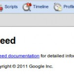 Google launched Page Speed for Chrome