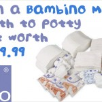 Win a Bambino Mio birth to potty set worth £249.99