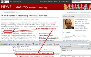 How To Buy Links On BBC Website