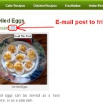WordPress – Send Post To A Friend
