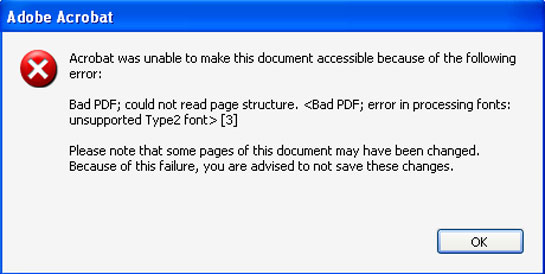 Exporting To Word Document Failed