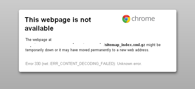 vBSEO Google / Yahoo Sitemap for vBulletin Sitemap Error