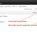 WordPress 3.2 Multisite – Add An Image Doesn't Work