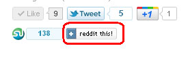 How To Add reddit Button To WordPress