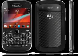 Skype on BlackBerry Bold 9900