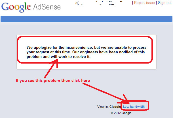 We apologize for the inconvenience, but we are unable to process your request at this time. Our engineers have been notified of this problem and will work to resolve it.