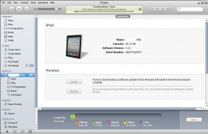 How to update iPad 2 to iOS 5