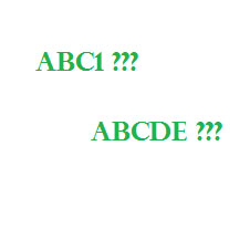 Demographic Profiles ABCDE ABC1