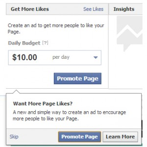 "How to disable Facebook ""Want More Page Likes"" pop-up Ad"
