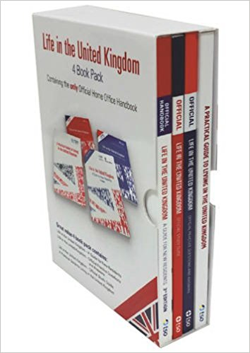 Life In The UK 4 Book Pack For Sale