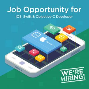 iOS, Swift, Objective-C Developer Required