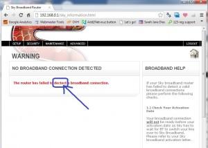 Sky Fiber Optic Broadband not working – Blame it to BT Openreach Engineer visit in the neighbourhood
